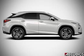 lexus rx 350 india lexus rx 450h launched in india availalble in luxury and f sport