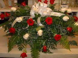 how to make a casket spray kansas city s roses only brand roses