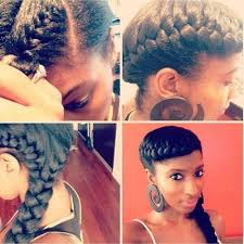 braids hairstlyes for black women with thinning edges regrowing thin edges and bald spots caused by alopecia with