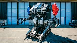 megabots is finally going to take on japan u0027s kuratas in a giant