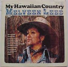 hawaiian photo albums melveen leed my hawaiian country vinyl lp album at discogs