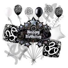30th birthday balloon bouquets happy 30th birthday sparkles balloon bouquet balloon