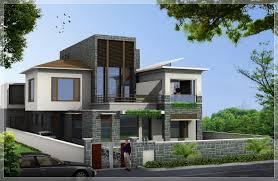 nice modern stone exterior home design dream house design modern