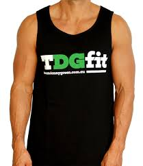 Black American Flag Tank Top Tdgfit Singlet Team Danny Green Official Site