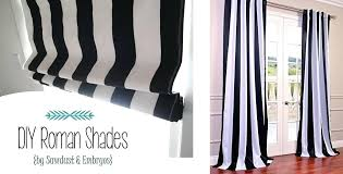 Black And White Stripe Curtains Black And White Vertical Striped Curtains Creative Of Black And