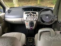 7 seater diesel 2006 renault grand scenic sl oasis 1 5 dci 106 bhp