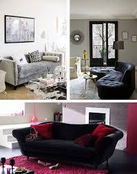 canap noir et gris deco canape noir salon avec canape noir salon canap noir1 il y