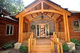 timber frame porch designs