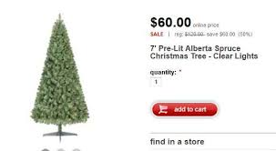 cyber monday deals on christmas trees 2013