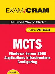 download mcts 70 640 exam cram windows server 2008 active
