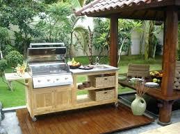 meuble cuisine d été meuble cuisine d ete la cuisine dactac le choix idacal pour un repas