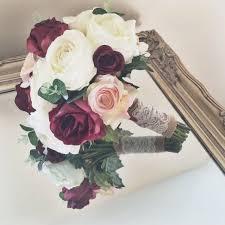 Silk Bridal Bouquet Best 25 Silk Bridal Bouquet Ideas On Pinterest Wedding Bridal