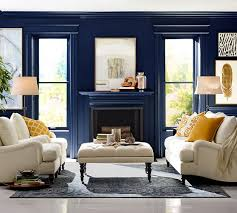 wall color is sherwin williams naval pottery barn sherwin