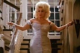 dolly parton wedding dress remember dolly parton s most controversial