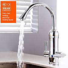 chauffe eau cuisine feiyu sans réservoir chauffe eau électrique de cuisine robinet d eau
