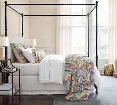 Canopy Bedding Antonia Canopy Bed Pottery Barn