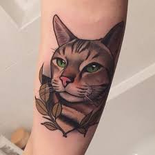 61 captivating cat tattoos designs delightful cat tattoo ideas