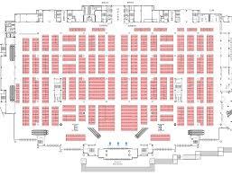 exhibition floor plan interweighing2010 floor plan