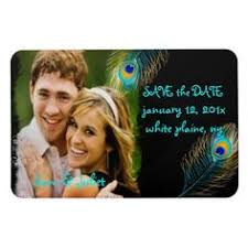 Affordable Save The Dates Pretty Peacock Save The Date Card Save The Dates At Ann U0027s Bridal
