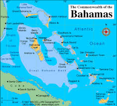 bahamas on a world map map bahamas world