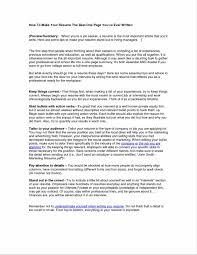 What Is The Best Resume Template Download The Best Resume Ever Haadyaooverbayresort Com