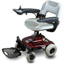shoprider jimmie ul8wpbs lightweight folding electric wheelchair