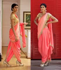 Fish Style Saree Draping 85 Modern Saree Draping Styles How To Wear Saree In An