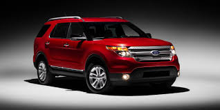 Ford Explorer 2014 - nhtsa is looking onto exhaust leaks ford explorer