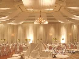 ceiling draping for weddings draping wedding decor toronto a clingen wedding event