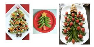 christmas tree food platter paperblog