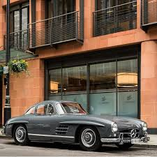 mercedes benz 300sl gullwing spotted in london by u2026 the