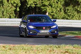 test si e auto groupe 2 3 essai honda civic type r 2018 le test au nürburgring et sur