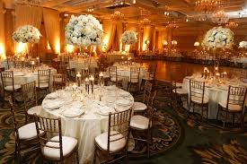 reception centerpieces timeless ivory gold wedding with scottish traditions in chicago