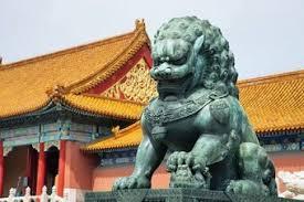 jade lion statue foo dogs fu dogs guardian lions