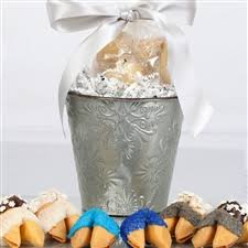 silver fortune cookie gift hanukkah fortune cookies world s largest selection of gourmet