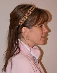 the hairband hair style 20 how to wear a hairband pintuck