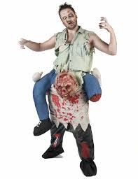 Zombie Costumes Carry Me Zombie Costume For Adults Adults Costumes And Fancy