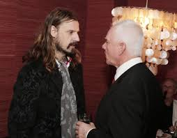 rob zombie and malcolm mcdowell photos photos after party of