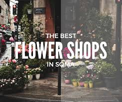 the best flower shops in soma solaire san francisco