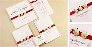 Wedding Invitation Card Diy Best Handmade Wedding Invitations Ideas Registaz Com
