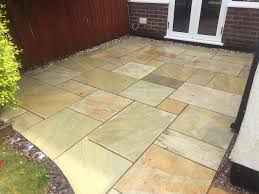 Pointing A Patio by Patio Cleaning Wirral Cheshire Merseyside Total Gleam