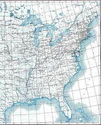Usa Map With Cities by Latitude Map Usa With Cities Map Of Usa State