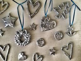 salt dough ornaments and recipe