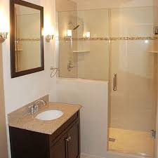 Small Bathroom Walk In Shower Small Bathroom Remodel Photos Small Bathroom Bath And House