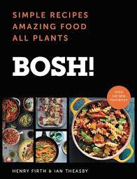 cuisine bosh bosh ian theasby henry david firth hardcover