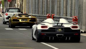 koenigsegg turquoise koenigsegg agera r cruising around monaco top marques 2015