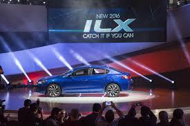 Acura Ilx Performance Future Acura Ilx Could Be Prime Candidate For Honda U0027s Turbo Vtecs
