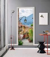 adesivi porta adesivi per porta 2 spidersell italia decorazione creativa