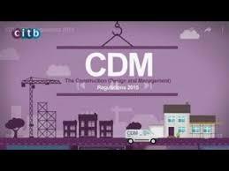 cdm resources citb