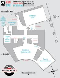 floor plans vancaf 2018 may 19 u0026 20